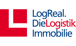 Logo LogReal.DieLogistikImmobile